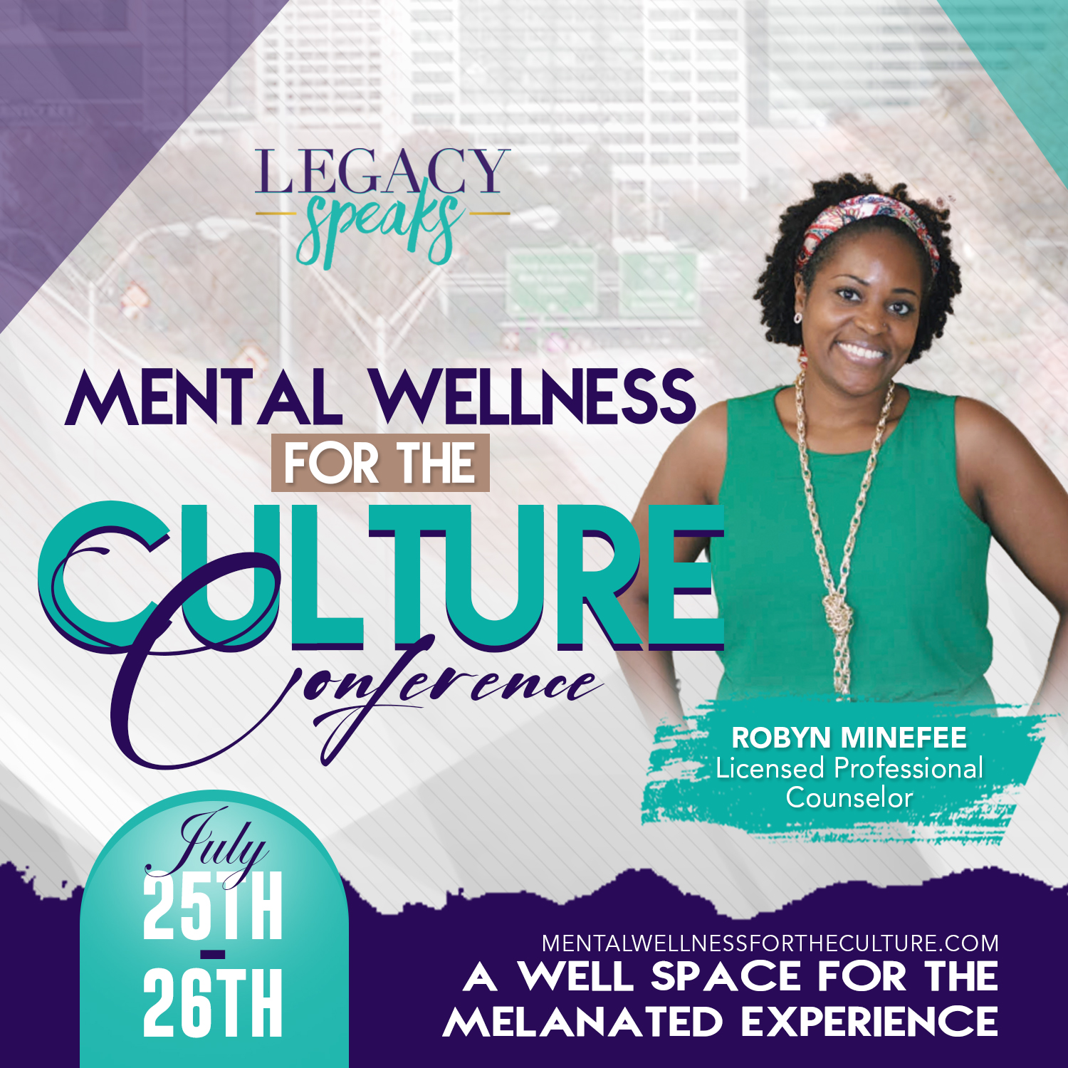 Mental Wellness for the Culture Conference17
